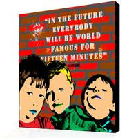 three boys andy warhol style prices start at €79