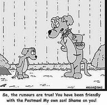 96 best Funny Dog Cartoons images on Pinterest | Funny animals ...