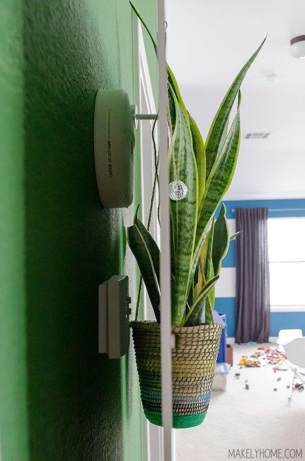 die besten 25 thermostat verstecken ideen auf pinterest. Black Bedroom Furniture Sets. Home Design Ideas