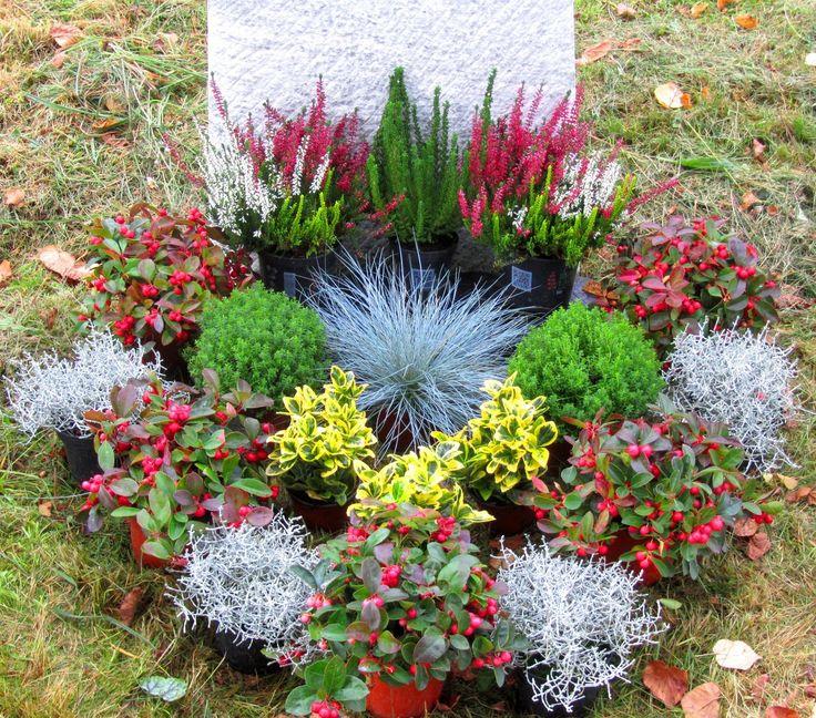 Die besten 25+ Friedhofs dekorationen Ideen auf Pinterest Grab - grabgestaltung mit kies anleitung