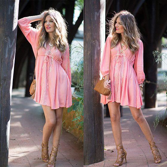 Fashion Pills Dress, Choies Sandals