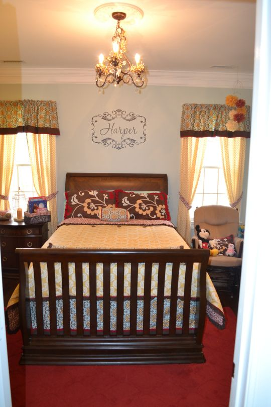 Munire Park Avenue 4 In 1 Crib Benjamin Moore Palladian