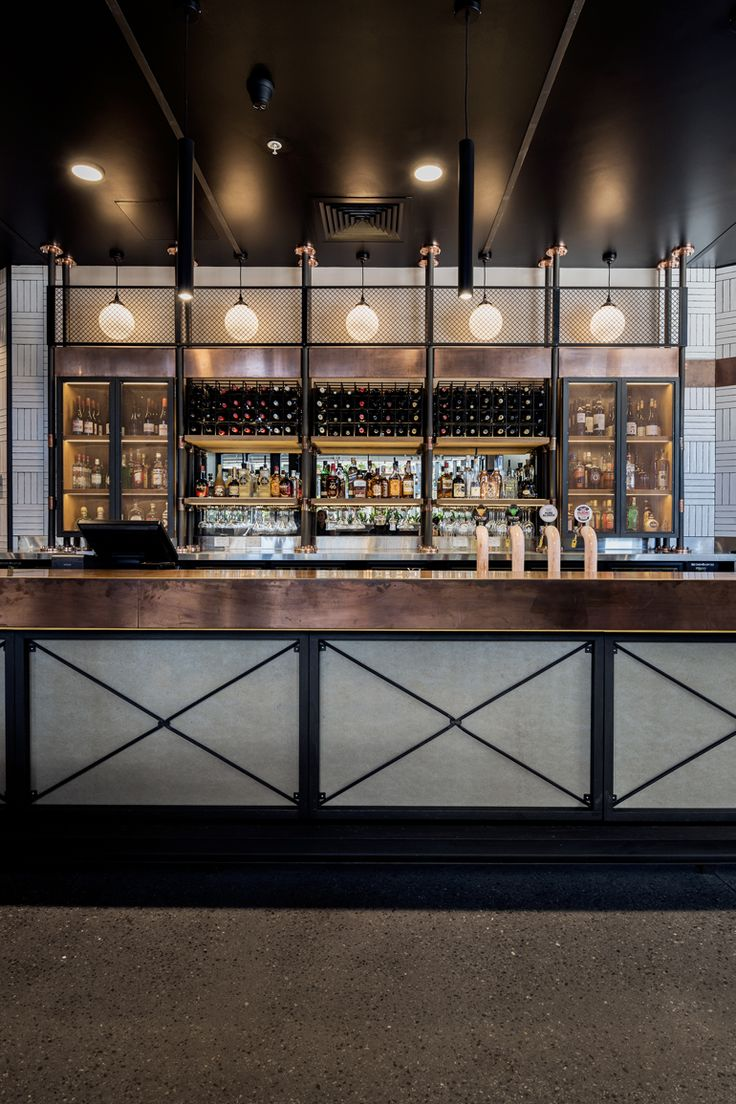 Bar Design Ideas dreamy interior designs by ryan street associates Luchetti Krelle_hurricanes More