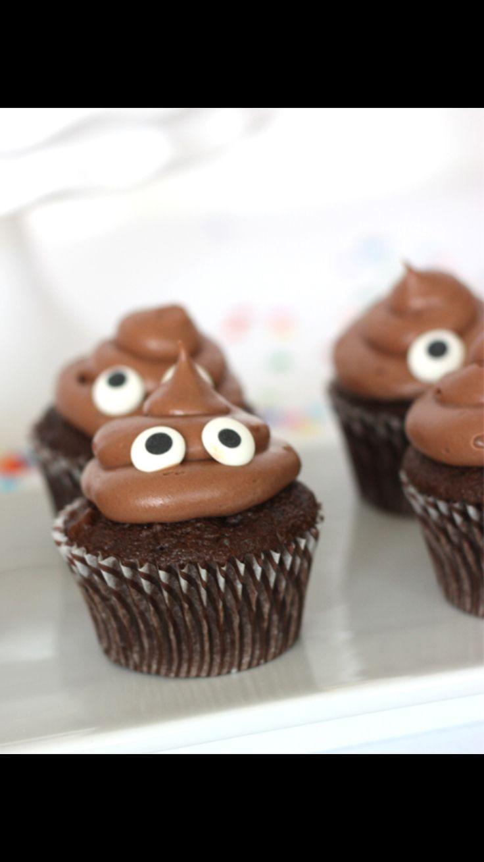 Chocolate ice cream emoji!