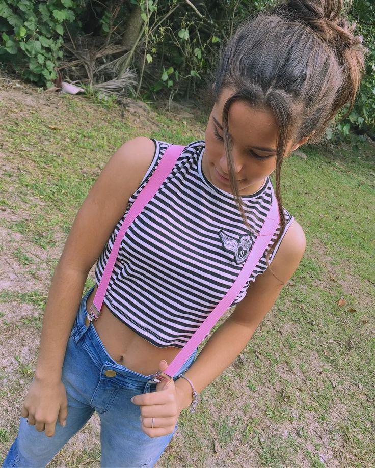 Gabriella Saraivah on Instagram: ☘️💕 | Junge mädchen