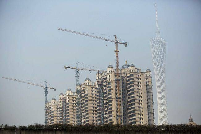 Crane collapses in Chinese city of Ghangzhou, killing 7 and injuring 2 https://tmbw.news/crane-collapses-in-chinese-city-of-ghangzhou-killing-7-and-injuring-2  BEIJING – Authorities say seven people have been killed and two more injured when a crane leaned and collapsed on a construction site in the southern Chinese city of Guangzhou .The crane collapsed late Saturday at the construction site for the southern headquarters of the state-owned China Communications Construction Co. Ltd., which…