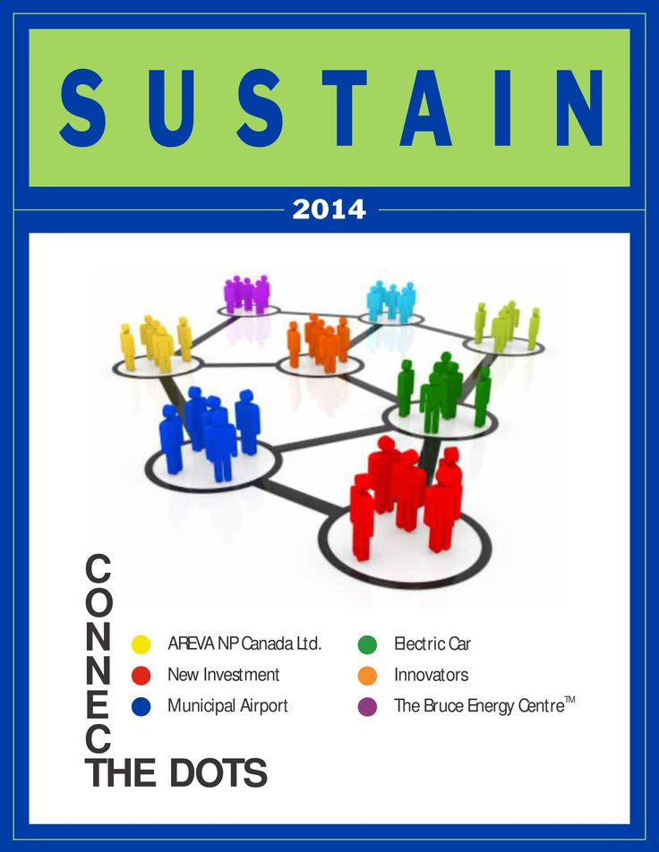 SUSTAIN 2014 is available for pick up at the Welcome Centre, 777 Queen Street, Kincardine, ON