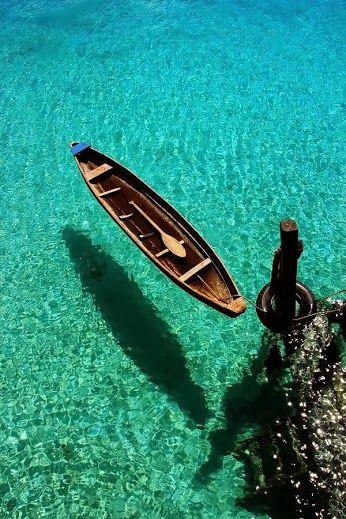 Pulau Maratua, Kep. Derawan Indonesia
