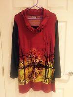 Joe Browns Autumn Dress Jumper Size 16