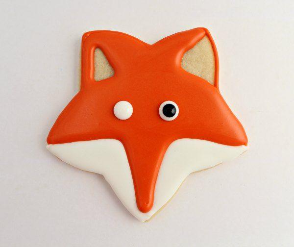 Fox Face . . . You're a Star!   The Bearfoot Baker