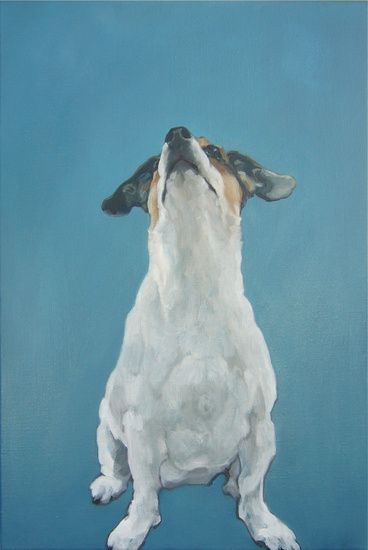 Iet Langeveld, Russell Jack, oilpainting 40x60cm -repinned by http://LinusGallery.com  #art #artists #oilpainting