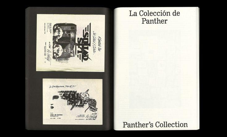 Mirjam Wirz: La Colección de Panther / Panther's Collection
