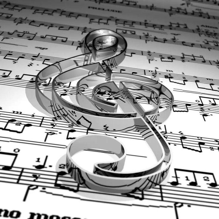 был картинки с тематикой музыки дополнении классическим