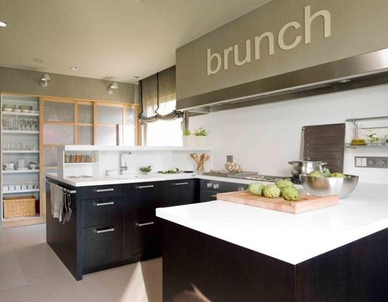 Mejores 46 imágenes de Cocinas con Letras en Pinterest   Con letra ...