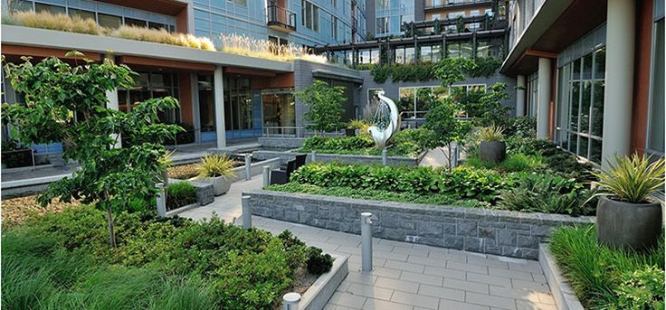 11 best senior living images on pinterest senior living for Commercial landscape design