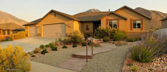 101 Best Images About Xeriscape Ideas On Pinterest | Landscaping Ideas Backyard Ideas And ...