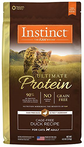 http://picxania.com/wp-content/uploads/2017/08/instinct-ultimate-protein-grain-free-cage-free-duck-recipe-natural-dry-cat-food-by-natures-variety-4-lb-bag.jpg - http://picxania.com/instinct-ultimate-protein-grain-free-cage-free-duck-recipe-natural-dry-cat-food-by-natures-variety-4-lb-bag/ - Instinct Ultimate Protein Grain Free Cage Free Duck Recipe Natural Dry Cat Food by Nature's Variety, 4 lb. Bag -   Price:    Based on our belief that raw is the purest form of nutrition, w