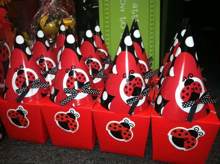 Ladybugs | CatchMyParty.com