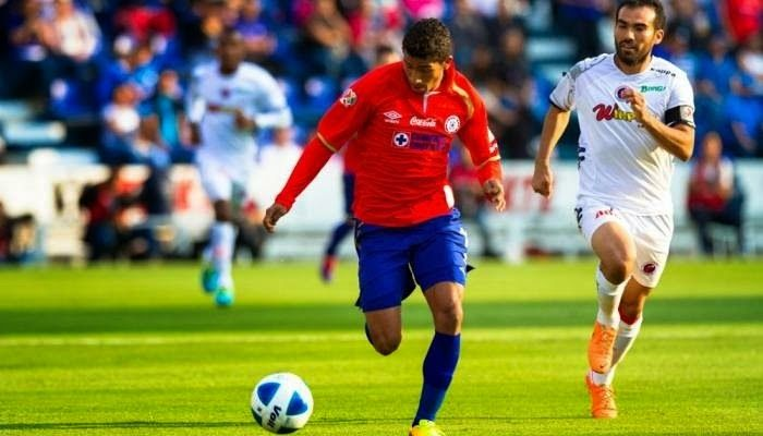 Puedes ver el partido Cruz Azul vs Veracruz, gracias a los canales y enlaces que te dejamos: http://www.envivofutbol.tv/2015/01/cruz-azul-vs-veracruz-en-vivo.html