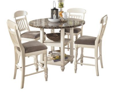 Dining Groups Ashley Manadell Counter Table 4 Stools Homemakers Furniture Home Stuff