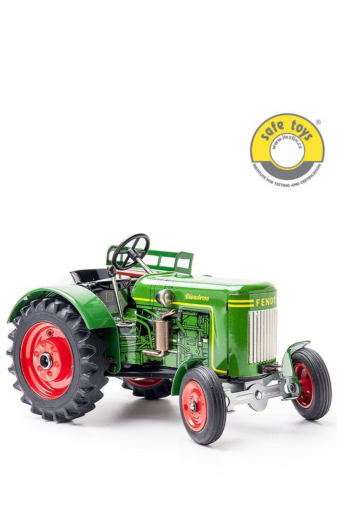 Traktor FENDT F20 - skala 1:25 - na kluczyk - Kovap