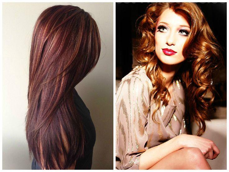 De 2499 Bedste Billeder Fra Hair Color Ideas P Pinterest