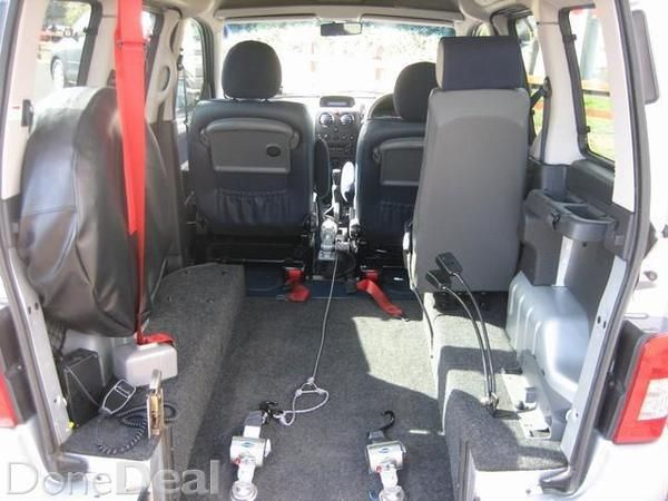 Citroen Berlingo Wheelchair Accessible  For Sale in Westmeath : €6,950 - DoneDeal.ie