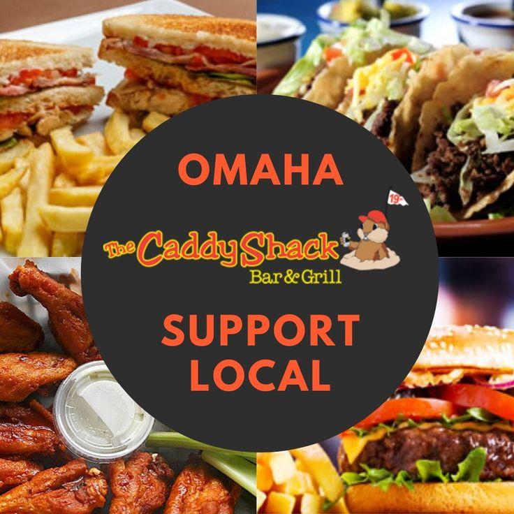 Menus Caddy Shack Sports Bar & Grill Omaha in 2020