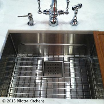 Franke Peak Sink With Bottom Grid   Thanks @Bilotta Kitchens !