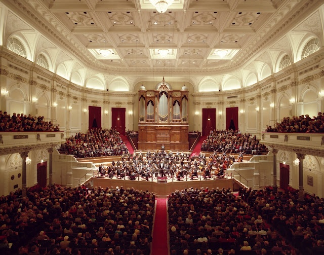 The world famous Concertgebouw, the concert hall on the Museumplein, is visited by more than 700,000 music lovers each year. Throughout 2013, both online and in and around the building, you can relive its former glories via audio and video segments.