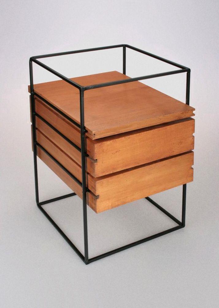 1950's, WIDDICOMB BOX, Paul Mccobb.