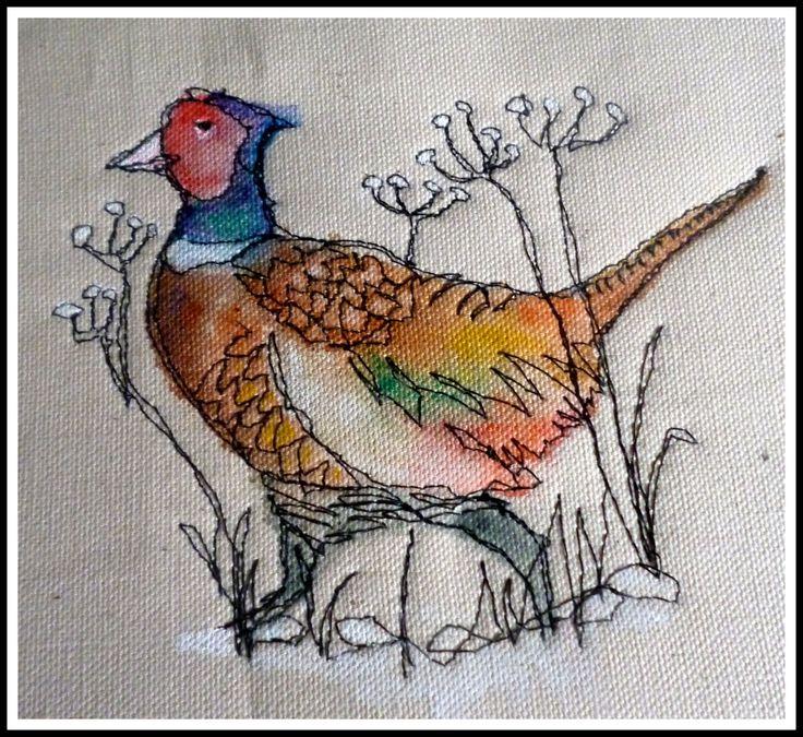 Pheasant .... Loopy