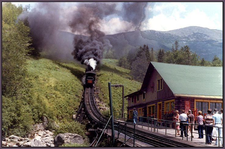 Mount Washington New Hampshire | Mount Washington Railway, a photo from New Hampshire, Northeast ...