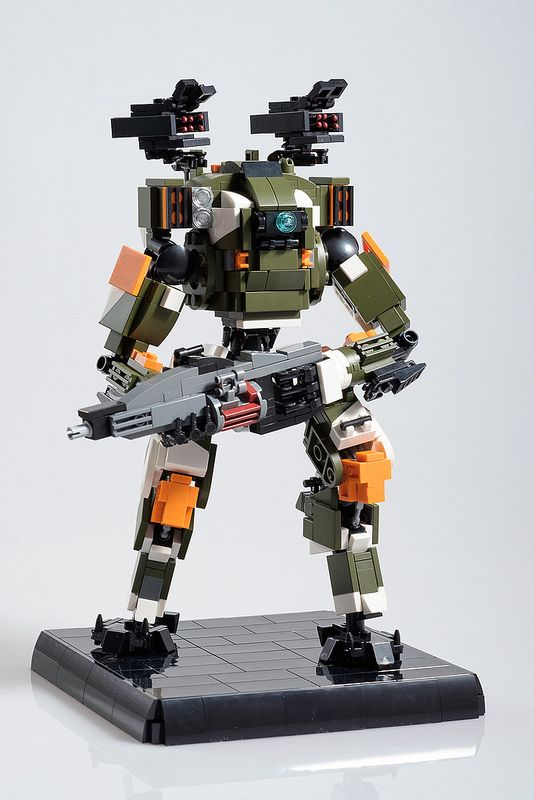 "BT-7274 (from ""Titanfall 2"") | por Velocites"