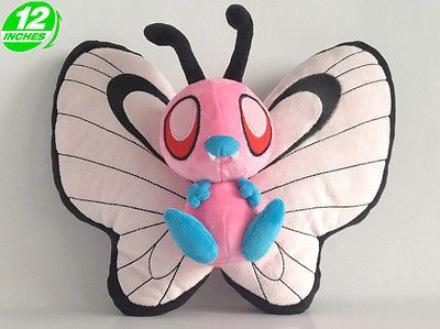 Pokemon Butterfree Plush Doll 12 inches PNPL8205
