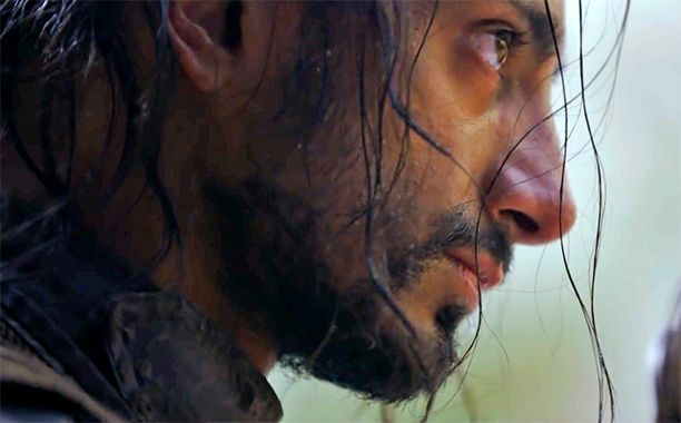 Rogue One: Riz Ahmed as Bodhi Rook