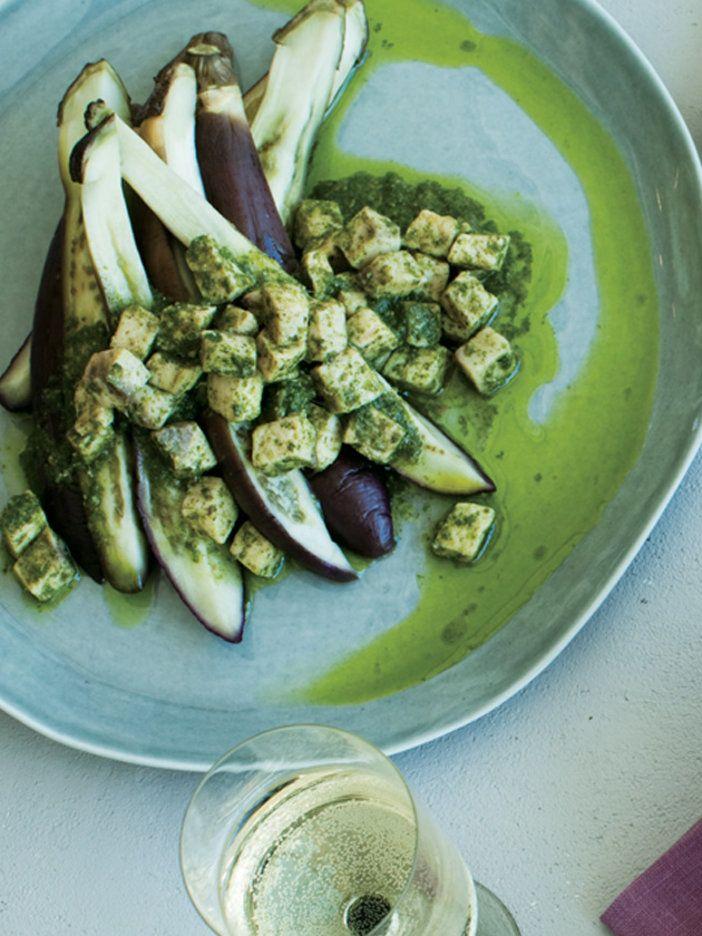 白身魚をソースで和えてのせるのが新鮮!|『ELLE gourmet(エル・グルメ)』はおしゃれで簡単なレシピが満載!
