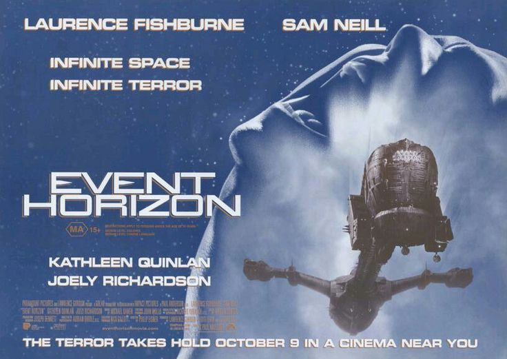 Movie Posters 1997: 73 Best EVENT HORIZON Images On Pinterest