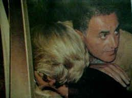 Diana and Dodi Aug 31st 1997. The two of them looking for photographers, haunting photo.