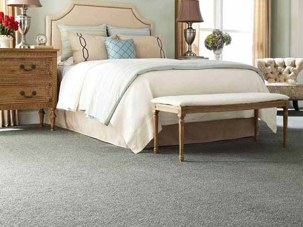 "Make less-expensive carpeting feel more luxe by upgrading the pad. Upgrade from a ¼-inch foam pad to a ½-inch one and save the $200 to $500 price tag of a plusher carpet. ""And unless you're installing a berber or other low-pile carpet, don't let a salesman talk you into a higher-density pad,"" says flooring expert Matthew Glaser, of Louisville, Kentucky. ""It creates a stiffer feel and will wear out the carpet more quickly."" In gener..."
