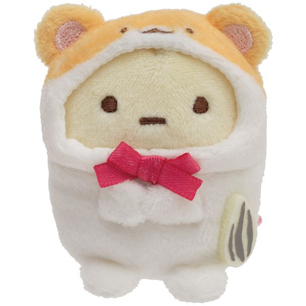 Hamster mini Tenori Plush Doll Toy New Year F//S San-X Sumikko Gurashi Penguin