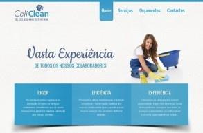 Celiclean - Design e Implementação www.celiclean.pt