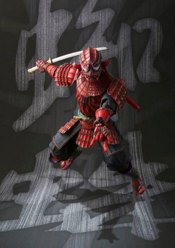 ToyzMag.com » Spider-Man Manga Realization à Celebration Europe