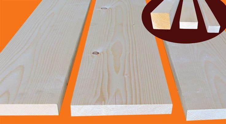 Hoblovaná prkna, hranoly   Palubky Truhlářství Jiří Vencl (Dolni Lhota) - palubky, hračky, výrobky ze dřeva