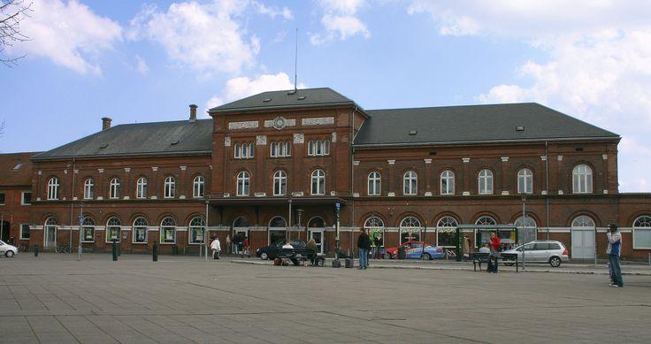 Banegaarden Train station