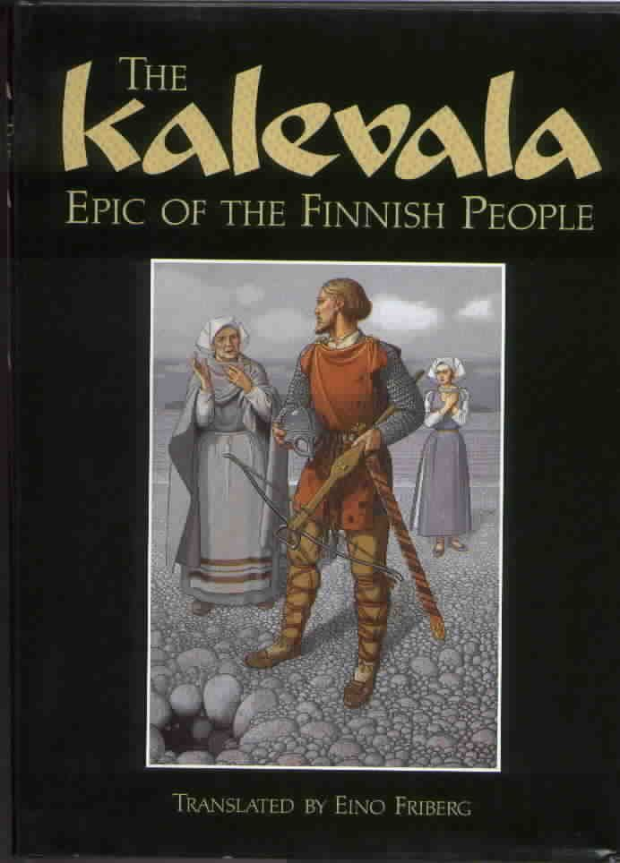 The Kalevala, Epic of the Finnish people. #Finland