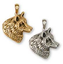 16 best wolf jewelry images on Pinterest Wolf jewelry Artisan and