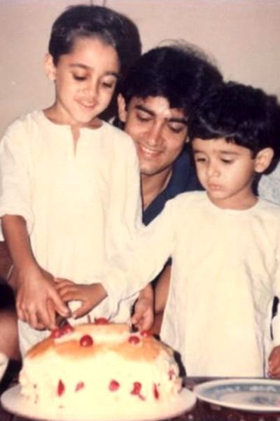 Rare and Unseen Pictures Of Aamir Khan (2)