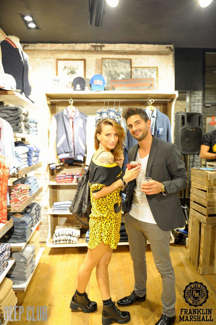 #franklinandmarshallofficial #veronastore #verona #party #music #djset #friends #people #shoppingtime