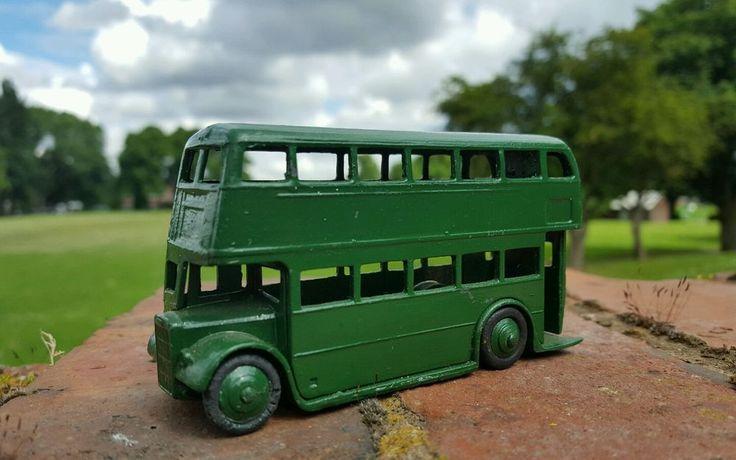 Vintage Dinky Toys 290 Double Decker Bus | eBay